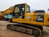 二手小松200,220精品240挖掘机包送