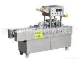 厂家专业定做 自动塑杯牛奶、豆浆、果汁充填封口机