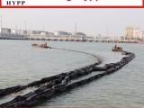 南沙华域围油栏pvc夹网阻油栏海上防污护栏码头合作项目