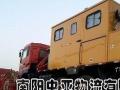河南南阳沙漠震源工程车运输