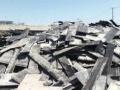 高价回收建筑木材 二手木材