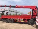 河北东风天龙随车吊厂家直销2-20吨直臂吊机销售中