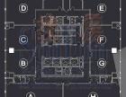 出租 银座晶都国际精装修写字间50平83平123平