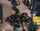 买卖出售各种二手老旧数码照相机、摄像机、镜头配件等