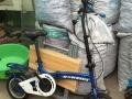 折叠自行车小轮