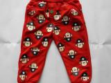 厂家直销批发童裤韩版针织女童裤 夏季新款儿童运动裤 低价童装