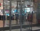 太原玻璃门安装专业 太原哪里做玻璃门