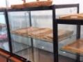 面包货架面包店展柜模具生日蛋糕展示柜