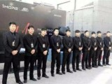 重庆专业提供活动礼仪模特演员主持发传单充场排队保安