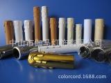 厂家大量供应塑料蜡烛管 泪滴管 蜡烛筒 蜡烛灯头专用塑料套管