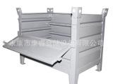 厂家直销宁波工业金属废料周转箱 铁箱,量大从优加工定做