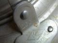 老式铝制水壶