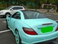 奔驰 SLK 2011款 SLK200 1.8T 手自一体 蓝效