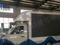 广西桂林LED广告宣传车多少钱一辆 流动舞台车厂家