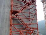 供应安全爬梯 桥梁施工香蕉式 通达生产厂家