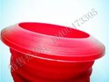 加厚型PE管专用管帽 天然气高压管帽 石油管线钢管塑料堵头