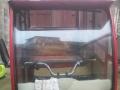 载客电动油电三轮车