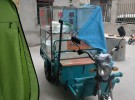 小吃车,三轮车7成新,有凉皮货架1100元