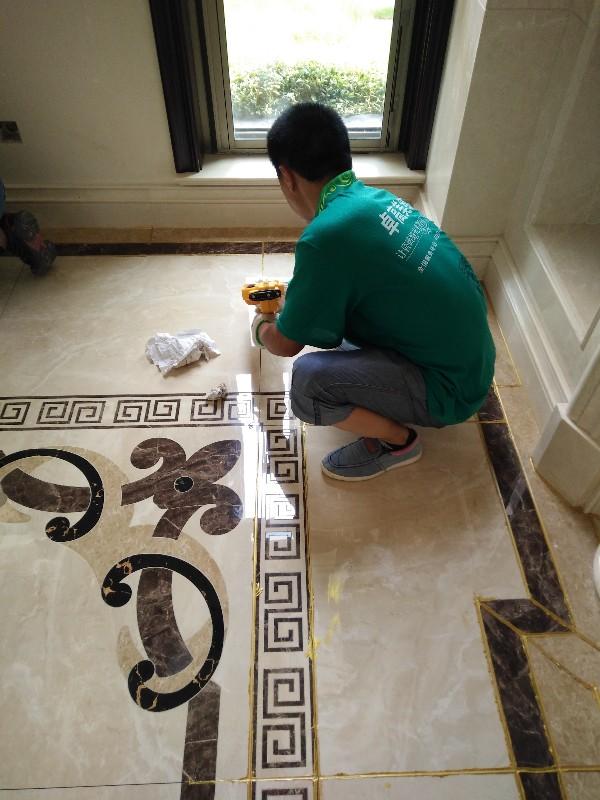 专业瓷砖美缝施工