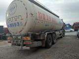 二手粉粒物料运输车,二手散装水泥罐半挂车