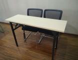 重慶北碚區靜觀家具廠家直銷會議條桌折疊桌會議桌培訓桌培訓椅