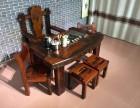 办公客茶台茶几原生态实木茶台老船木家具红木家具实木家具