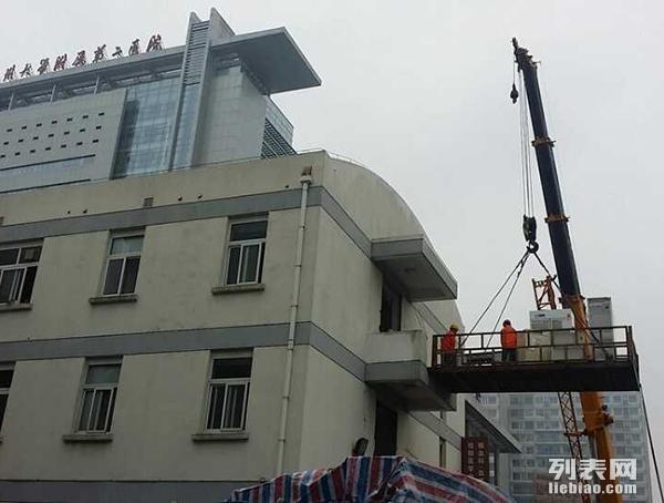徐州大件吊装公司,重型设备起重吊装
