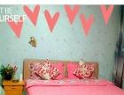 一室两室温馨浪漫日租房钟点房月租房