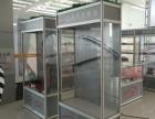 惠州钛合金展架批发礼品展柜生产