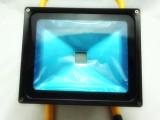 30W可充电LED投光灯配件外壳 车载应急灯外壳  充电式投光灯