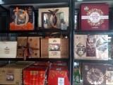 郑州市内免费送货专业春节礼品干果礼盒橄榄油山珍杂粮礼盒批发商