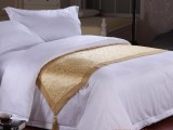 新乡中高端酒店宾馆客房布草床上用品,酒店床上四件套