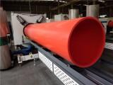 隧道逃生管道要求抗冲击能力强高分子量聚乙烯材质国润新材