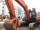 日立200二手挖掘机 (全国包送质保一年)更多优惠电话咨询