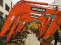 原装小松、日立、卡特、沃尔沃、斗山、现代等小型挖机低价出售