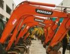 小型二手挖掘机往河南省低价出售:小松、日立、斗山、现代等