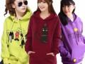保证质量最低价女装批发秋冬季最畅销时尚女装卫衣批发厂