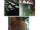 湖南长沙梦园家居专业生产漫咖啡胡桃里音乐餐厅家具厂家定制