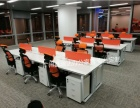 鑫瑞达办公家具600套95成新开放式卡位,屏风办公桌