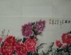 富贵图中国画牡丹