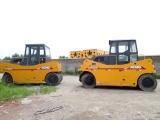 晋城二手20吨单钢轮压路机优质车