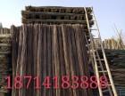 河北秦皇岛腾福竹木绿化支撑杉木杆厂家常年大量出售回收