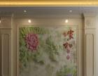 通体岗石罗马柱水刀镶嵌背景墙陶瓷背景墙线条厂家