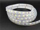 LED2835灯条 套管防水灯条 LED灯带 LED柔性灯条 进