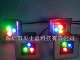 外贸热品 室外景观亮化照明3W 地埋灯广场台阶3W 埋地灯台阶灯