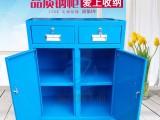 2屉2门工具柜双开门车间储物柜定做