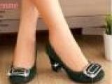 2013秋季新品女鞋带钻韩版舒适简约潮流休闲跟鞋一件代发厂家直销