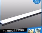 贵州安顺LED护栏管外壳加厚双重防水精品推荐灯具-灵创照明