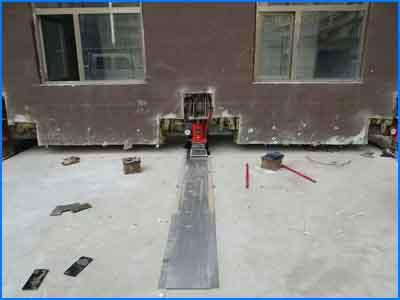 靠谱的裂缝处理元源混凝土提供|青海裂缝修补