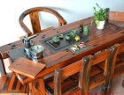 石河子市老船木家具茶桌椅子沙发茶台茶几办公桌餐桌鱼缸置物架